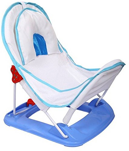 Feathers-Nature's Touch Baby Bather-Blue