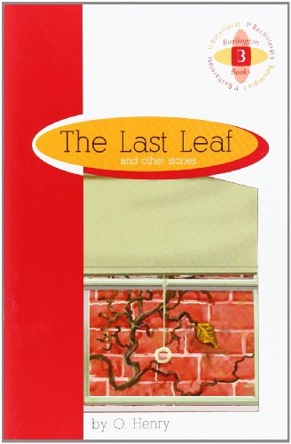 LAST LEAF AND OTHER STORIES