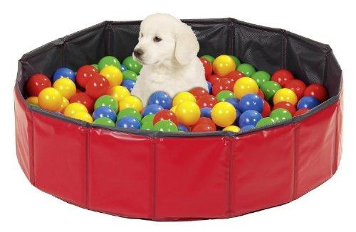 Karlie Bälle-Bad für Doggy Pool, 250 Stück - Für Hunde Bällebad
