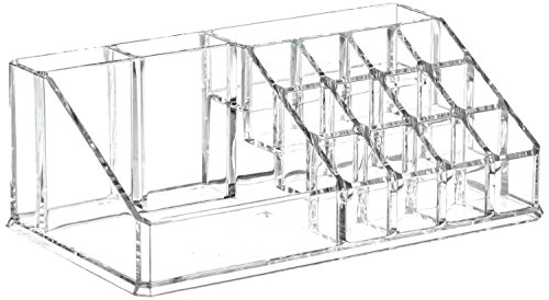 premium-beauty-cosmetic-and-lipstick-organiser-display-stand-16-sections-clear-acrylic-great-for-sto