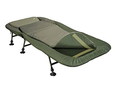 JRC Extreme 3 Leg Bed Chair - Green, from JRC