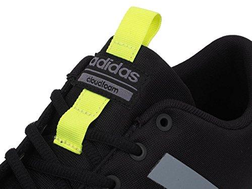 Adidas neo - Swift racer gris - Chaussures running mode Gris clair