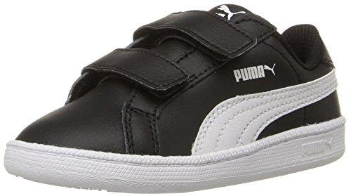 Puma Puma Smash FUN Cuir Baskets Puma Black - Puma White