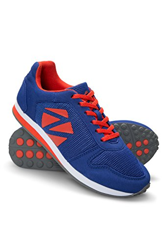 Zakti Kids Sneak Up On Me Sneakers Blau