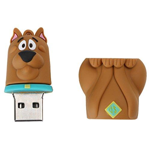 perfk USB-Stift Memorystick externe USB 2.0 Flash Drive Datenspeicher USB-Memorystick Speicherstick Cartoon Gestaltet Modisch USB-Stick - Gelb - 64GB (Flash-speicher-unterstützung)