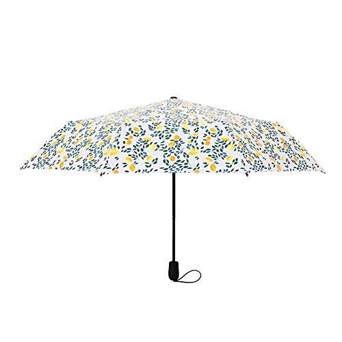 home-organizer-tech-lemon-tree-pattern-windproof-lightweight-travel-foldable-umbrella-white
