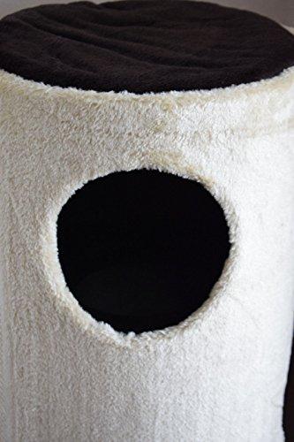 "'""Unique Lemio–Cat Scratching Post Cat Scratching Post–Sisal Cat Basket 55cm Cat Tree Cat Scratching Post Furniture for Cats 5"