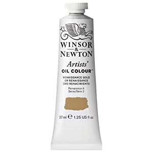 Winsor & Newton 37ml Artists' Oil Colour - Renaissance Gold