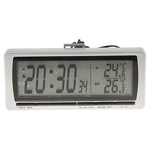tianxiaw- LKW/PKW Innen-und Tür-Thermometer