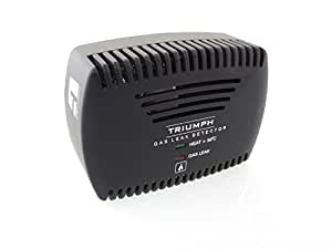 Triumph Kitchen Lpg/Png/Cng Gas Leak Detector & Heat Detector System For Home Safety (2 In 1: Heat + Gas)