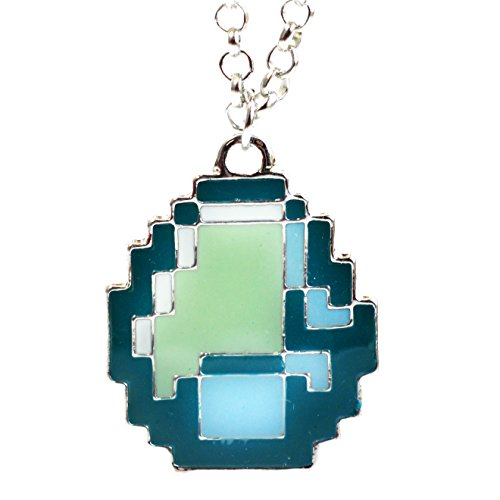 minecraft-diamond-necklace-green-pendant-video-game-inspired