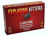 Image for board game Exploding Kittens EKG-ORG1-1 Card Game About Kittens and Explosions and Sometimes Goats, Multicoloured