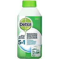 Dettol Washing Machine Cleaner, 250 ml