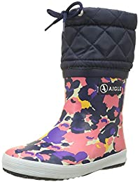 Aigle Unisex Kids' Giboulee Snow Boots