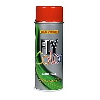 Motip Paint–Fly Spray Ral 3020Brightness Red Traffic (Pot 200ML