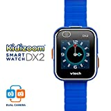 Comprar VTech Kidizoom Smart Watch DX2 - Reloj inteligente para niños con doble cámara, color azul (3480-193822)