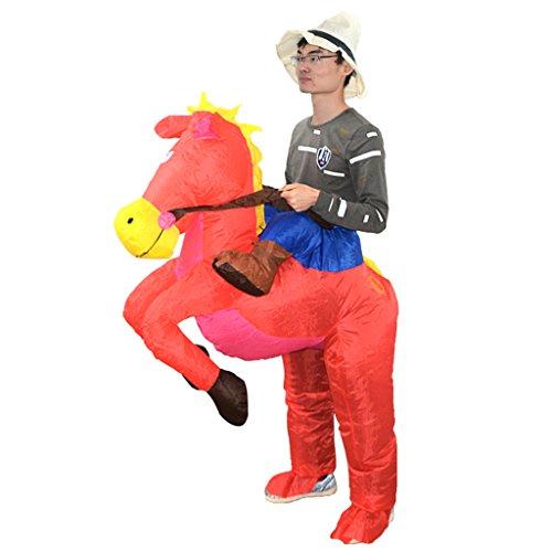 Pferd Kostüm Blasen Pferd Reiter Fette Hose Kostüm (Pferd Und Reiter Kostüme Für Halloween)
