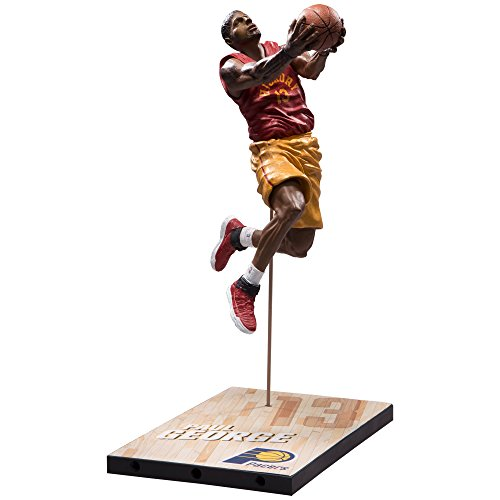 McFarlane Toys NBA Serie 29Paul George Indiana Pacers Collectible Action Figur