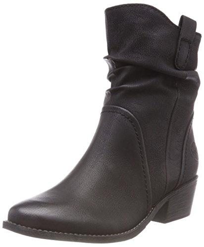 - Schwarze Western Stiefel