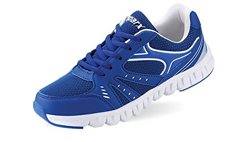 Sparx Women's Blue And White Running Shoes (sl-79)