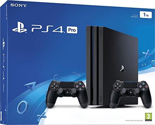 PS4 Pro 1To + 2ème Manette + Qui es-tu ? (Digital)