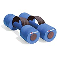 Sport-Thieme Aqua-Jogging-Hanteln mit Schlaufengriff | Aquafitness-Hanteln mit optimalem Auftrieb u. Wasserwiderstand | In Zwei Größen | Hautfreundlicher Schaumstoff | Blau | Markenqualität preisvergleich bei fajdalomcsillapitas.eu