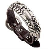 Bracelet Armband Rindleder Legierung Armband Mode einzigartige Männer und Frauen allgemein