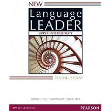 New Language Leader Upper Intermediate Teacher's eText