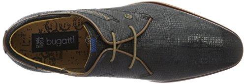 Bugatti 312233011000, Derby Homme Noir (Schwarz 1000)