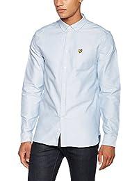 Lyle & Scott Oxford, Camisa para Hombre