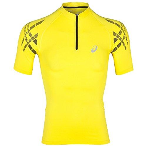 asics-mens-im-half-zip-top-gelb-blazing-yellow-medium
