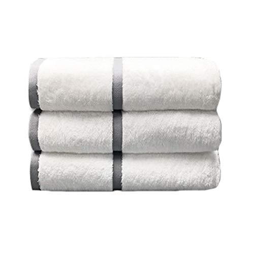 Duschtücher 100% Baumwolle 160x80cm Qualität 625 G/m² Super Weich Und Hoch Absorbierend Home Handtuch Für Hotel Und Spa(3er Pack)