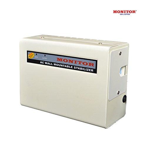 MONITOR 5-KVA Wall Mountable Voltage Stabilizer upto 2.0 Ton AC...