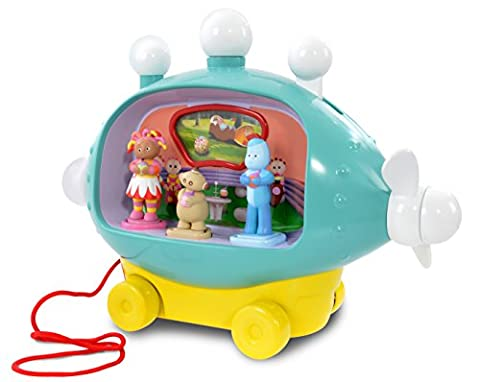 In The Night Garden Musical d'activité Pinky Ponk