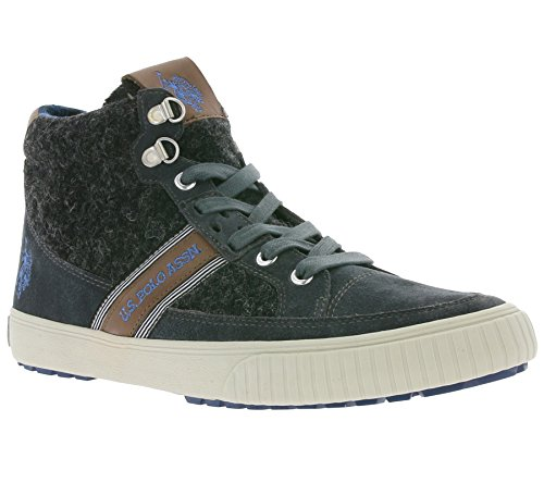 U.S. POLO ASSN. suede sneakers F/W 16 sneakers in camoscio A/I 2016 (41)
