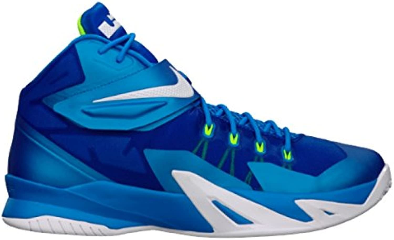 nike zoom soldat viii 8 baskets bleu nouvelle photo bleu baskets f10bbc