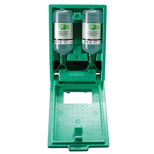 Plum 4816 Augenspülstation Duo mit 2 Flaschen, 1000 mL (2-er Pack)