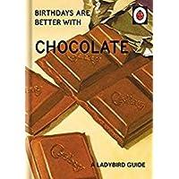 "Ladybird Books for Grown-Ups""Chocolate"" Birthday Card"