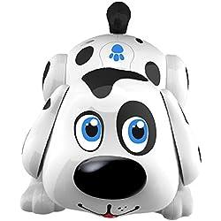 Perro Doméstico Electrónico Harry. Mascota Interactiva Para Niños. Perrito Camina, Habla, Ladra.