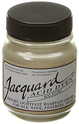 Jacquard Products Ecru-Jacquard Acid Dyes, Acrylic, Multicolour