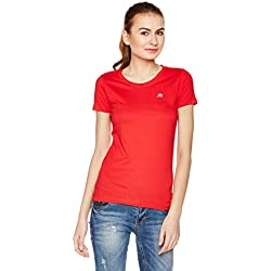 Aéropostale Women's Graphic Print T-Shirt (10062688_AE1010010611_Fresh Cherry_Large)