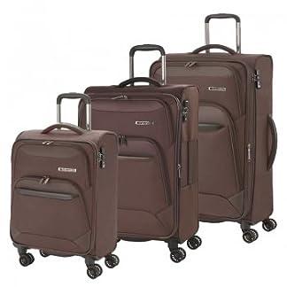 Travelite Kendo Maleta a 4 ruedas (set de 3)