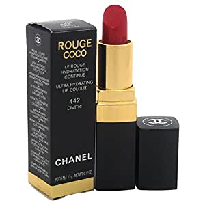 Chanel Rouge Coco Lipstick 442 Dimitri