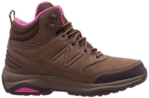New Balance Women's WW1400V1 Walking Trail Boot, Brown, 10 B US Brown
