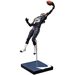 McFarlane NFL Series 36 RICHARD SHERMAN #25 - Seattle Seahawks Sports Picks Figure