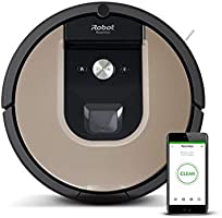 iRobot Roomba 976 WiFi connected Robot Vacuum with Power-Lifting Suction - Dual Multi- Surface Rubber Brushes - Multi...