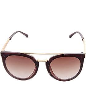 Ogobvck Gafas de sol para mujer sexy gafas UV400 protección UV no polarizada