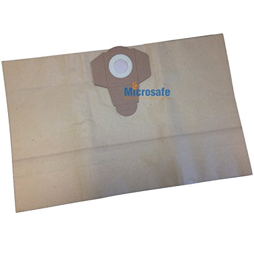 Microsafe® - 5 Staubsaugerbeutel zu Einhell TH-VC 1930 SA TE-VC 2230 SA