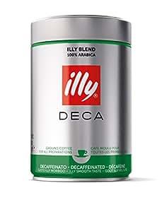 Illy Espresso gemahlen, entcoffeiniert,  250 g
