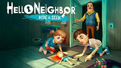 Hello Neighbor Hide And Seek  screenshot